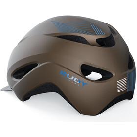 Rudy Project Central Helmet Unisex, brown sky matte
